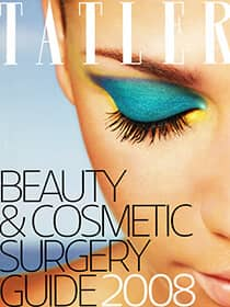 IN THE MEDIA: TATLER beauty and cosmetic
