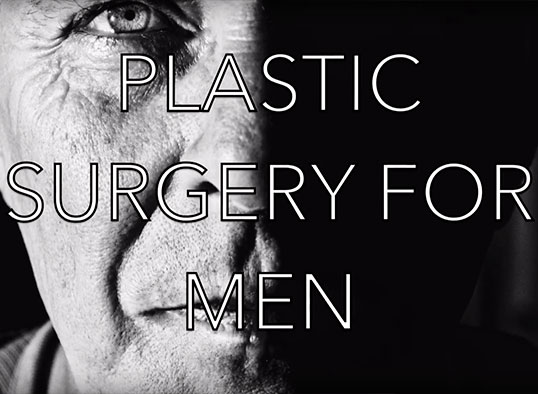 Watch Video: Plastic Surgery for Men