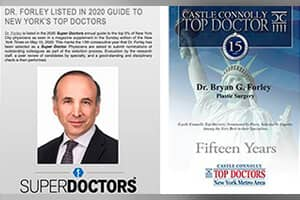 Super Doctors: Dr. Forley listed in 2020 guide to New York's top doctors